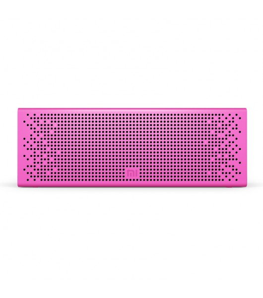 Беспроводная акустика Xiaomi Mi Bluetooth Speaker (Pink) (Global Version)