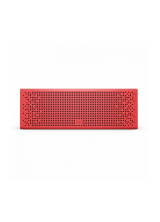 Беспроводная акустика Xiaomi Mi Bluetooth Speaker (Red) (Global Version)