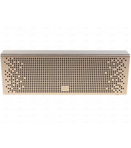 Беспроводная акустика Xiaomi Mi Bluetooth Speaker (Gold) (Global Version)