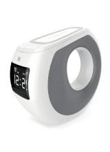 Nillkin MC1 Bluetooth колонка с беспроводной Qi зарядкой, часами, будильником, календарем