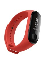 Смарт-браслет Xiaomi Mi Band 3 (красный)
