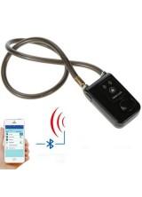 Smart Lock 001 Bluetooth замок с функцией сигнализации для вело- и мототранспорта
