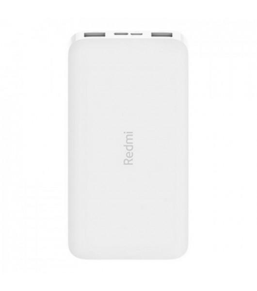 Аккумулятор Xiaomi Redmi Power Bank 10000 mAh (White)