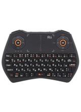 Мини клавиатура + аэромышь + пульт ТВ Rii mini One i28 RUS (RT-MWK28)